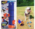 Escopeta lanza pelotas para perros - Nerf Ball Blaster