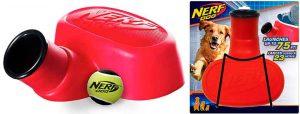 Lanzador de pelotas con activación por pisada - Nerf