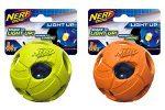 Pelota con luz para perros - Nerf Light Up