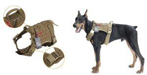 Arnés táctico militar para perros - OneTigris
