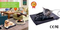 Manta eléctrica para gatos - Pecute