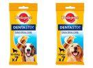 Huesos dentales para limpiar los dientes de los perros - Pedigree Dentastix