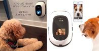 La cámara para mascotas más lujosa del mercado - PetChatz HD