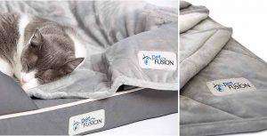 Manta para perros y gatos de calidad premium - PetFusion Premium Plus