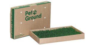 PetGround: WC de césped natural para perros