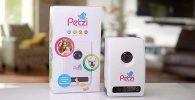Cámara WiFi para perros y gatos - Petzi Treat Cam