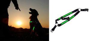 Arnés de perro con luz - PRECORN LED