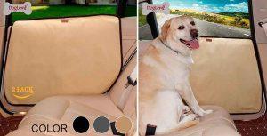 Protectores de puertas para llevar al perro en el asiento trasero del coche - BECROWM