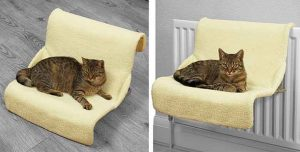 Cama de gato para el radiador - Rosewood Luxury