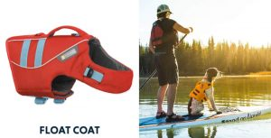 El mejor chaleco salvavidas para perros - Ruffwear Float Coat
