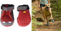 Ruffwear Grip Trex - Botas para perros ideales para senderismo