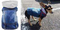 Traje para perros estilo vaquero - SILD