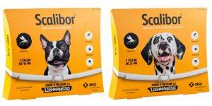 Collar antiparasitario Scalibor para perros