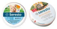 Collar antiparasitario Seresto para gatos - Bayer