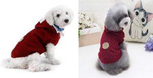 Jersey con capucha para perros pequeños - Smalllee