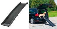 Rampa plegable de plástico para ayudar al perro a subir al coche - Trixie Petwalk