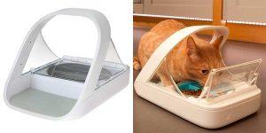 Comedero para mascotas con microchip - Trixie SureFeed