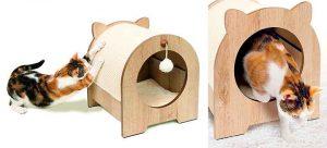 Cama rascador para gatos - Vesper Minou