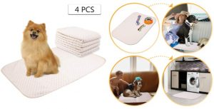 Empapadores para perros lavables y reutilizables - Yangbaba