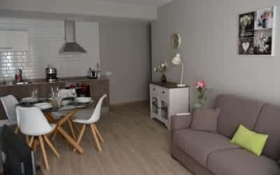 Flavia II Sant Damia apartamento que admite perros en Sitges