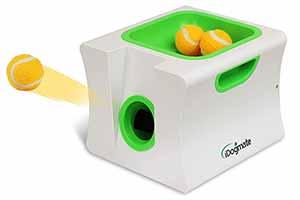 Lanzador automático de pelotas para perros pequeños (con mando a distancia) - iDogmate