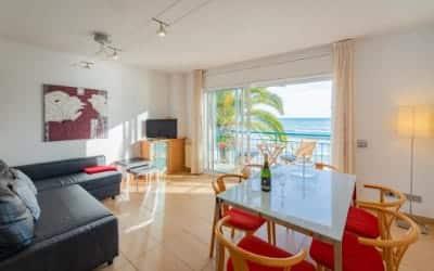 InSitges Sant Sebastias Beach apartamento que acepta mascotas en Sitges