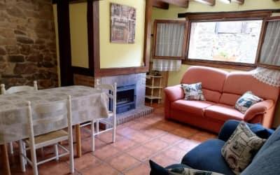 La Casuca y La Cabaña casa rural que acepta mascotas en Cantabria