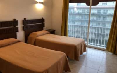 Mont Rosa hotel que admite perros en Calella