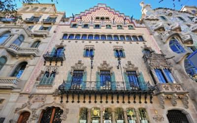Tour Gaudi y Barcelona Modernista