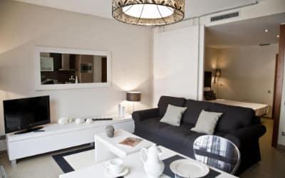 Up Suites Bcn apartamentos pet friendly en Barcelona